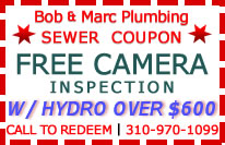 Westchester, Ca Drain Services